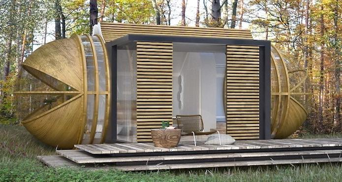 Container homes uk