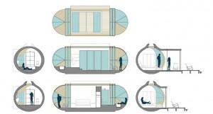 habitacion sostenible